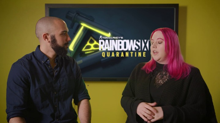 E3 2019 - Quelques informations concernant le gameplay de Rainbow Six: Quarantine
