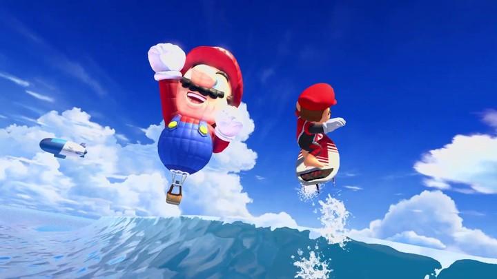 E3 2019 - Mario & Sonic aux jeux olympiques de Tokyo 2020 montre ses nouvelles disciplines