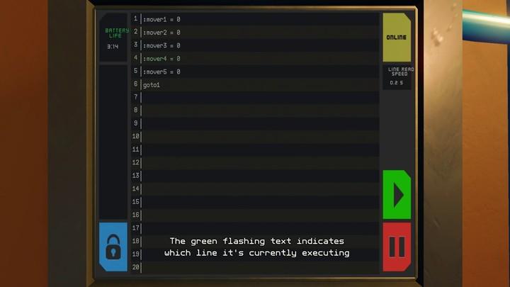 Aperçu du système de programmation YOLOL de Starbase