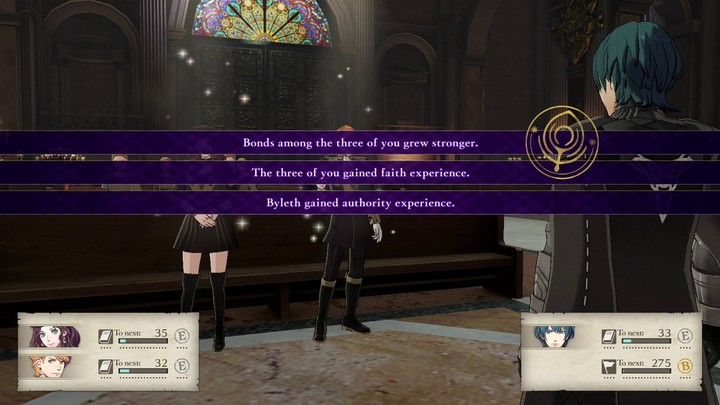 E3 2019 - Fire Emblem: Three Houses illustre son gameplay