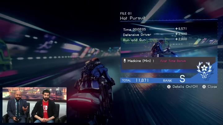 E3 2019 - Astral Chain présente son gameplay