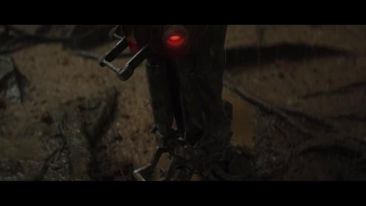 """Premier teaser de """"Conviction, une histoire d'Anthem"""" par Neill Blomkamp"""