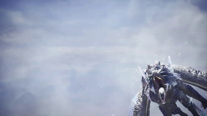 Présentation de l'extension Iceborne de Monster Hunter World