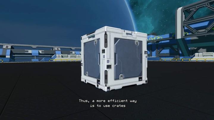 Aperçu du système de transport et de cargaison de Starbase