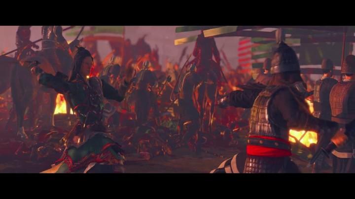 "Aperçu du DLC ""Reign of Blood"" de Total War: Three Kingdoms"