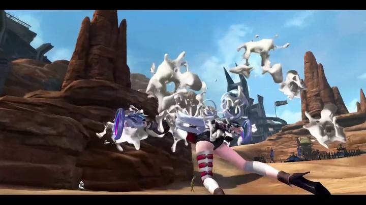Aperçu du gameplay de l'Impressionniste d'Aion 7.0