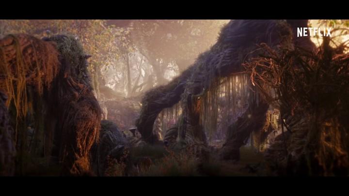 Dans les coulisses de la série Dark Crystal : Le temps de la résistance
