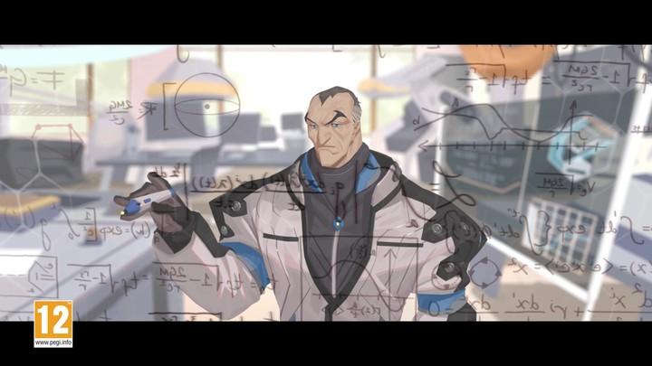 Présentation de Sigma, le 31ème héros jouable d'Overwatch