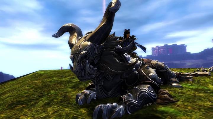 Domptez le Razziafelis en Monde contre Monde sur Guild Wars 2