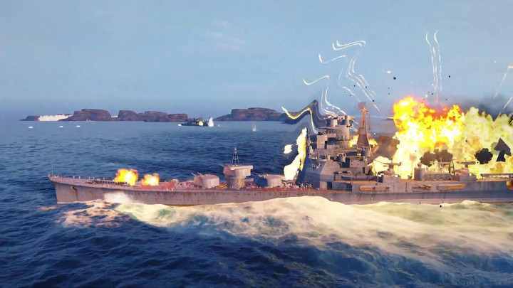 Bande-annonce de la campagne « Chasse au Tirpitz » de World of Warships: Legends