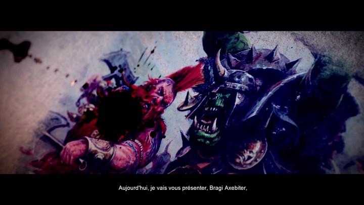 Présentation de Bragi Axebiter, Nain Tueur de Warhammer Chaosbane (VOSTFR)