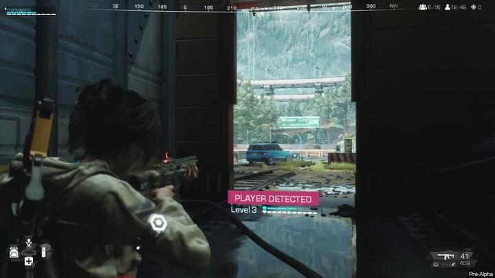 Bande-annonce de gameplay de SYNCED: Off-Planet