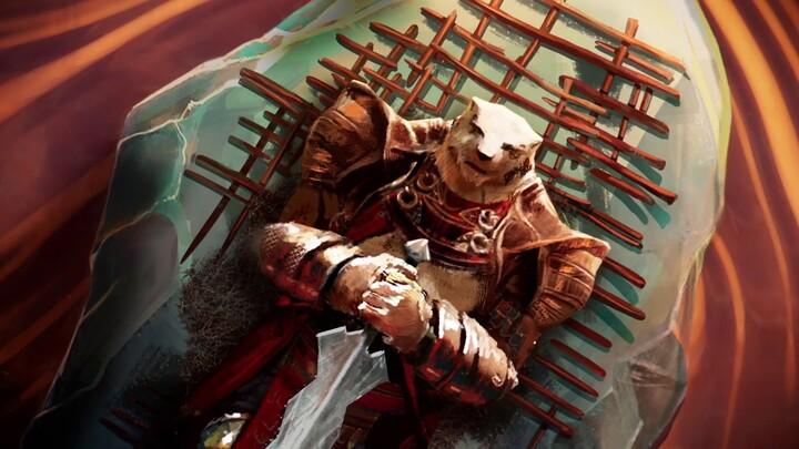 Le Monde vivant de Guild Wars 2 : bande-annonce de L'Épopée du givre