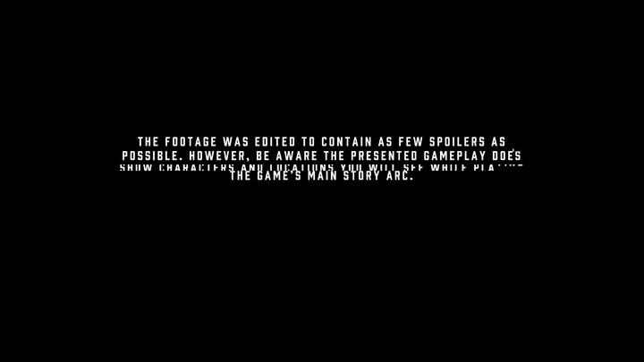 Cyberpunk 2077 illustre son gameplay (VOSTFR)