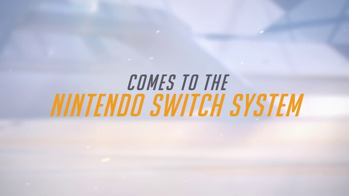 Overwatch s'annonce sur Nintendo Switch