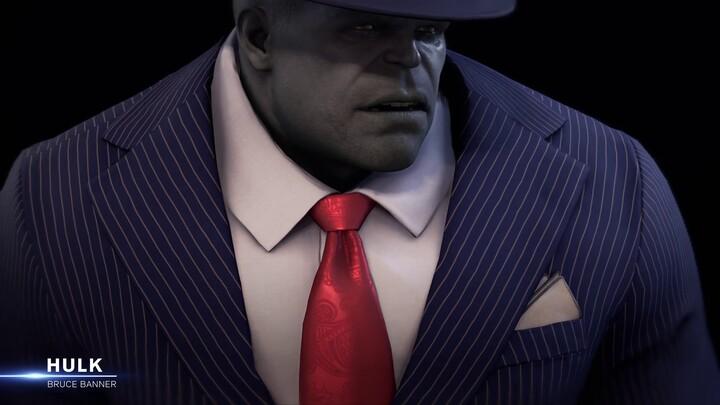 Aperçu du profil de Hulk dans Marvel's Avenger
