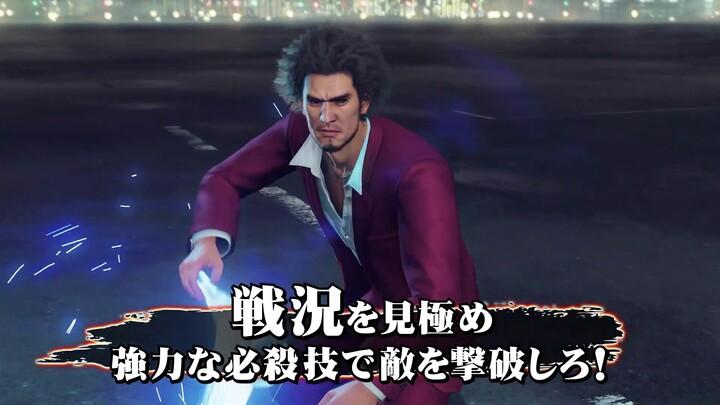 TGS 2019 - Une première vidéo de gameplay pour Yakuza : Like a Dragon