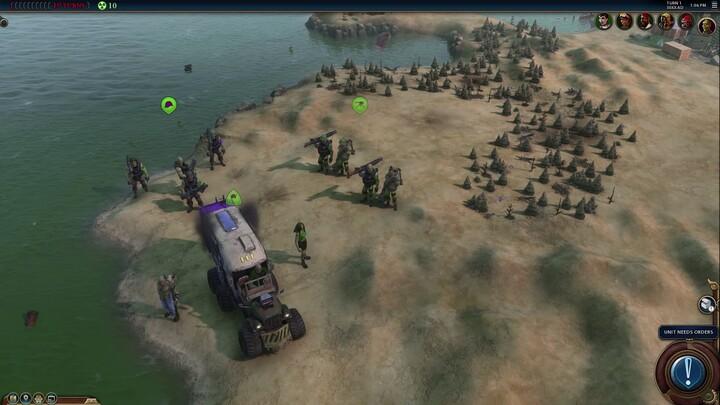 Civilization VI présente un tout nouveau mode de jeu : Fléau rouge