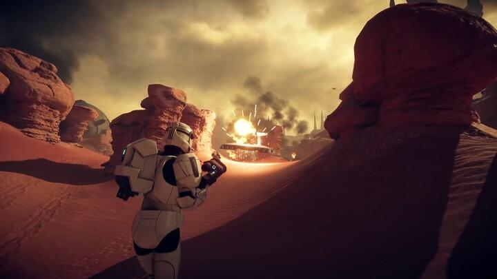 Nouvelle planète, nouveaux modes et nouvelle unité spéciale dans Star Wars Battlefront 2
