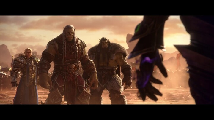 "Cinématique ""Reckoning"" de World of Warcraft: Battle for Azeroth"
