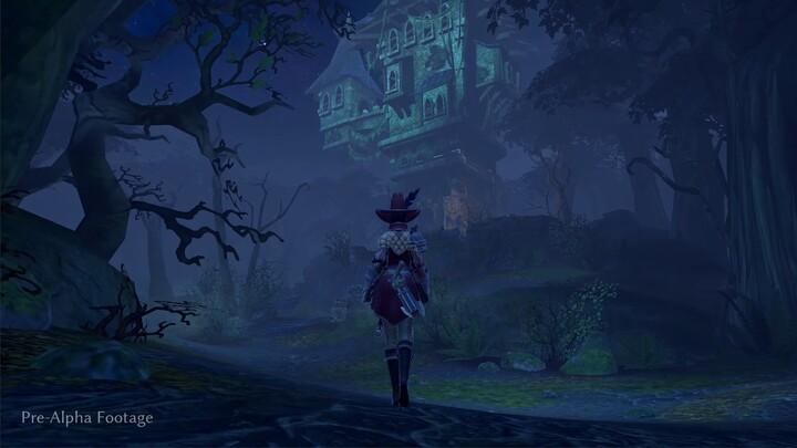 Premier aperçu du MMORPG mobile Warhammer Odyssey