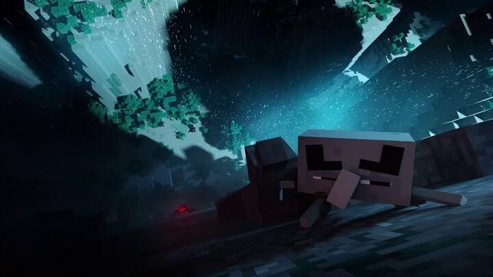 Cinématique d'ouverture de Minecraft Dungeons