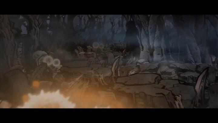 Le dungeon crawler Mistover se lance sur PC et Switch