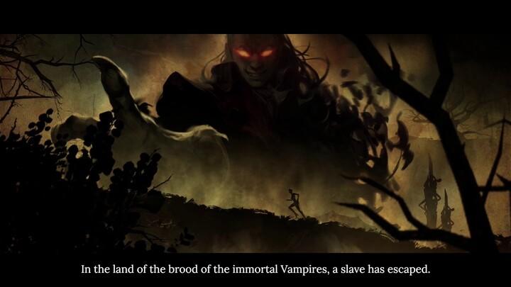 Cinématique de présentation de la Spellsword de Kingdom Under Fire II