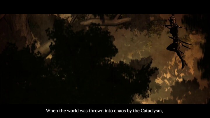 Cinématique de présentation de la Ranger de Kingdom Under Fire II