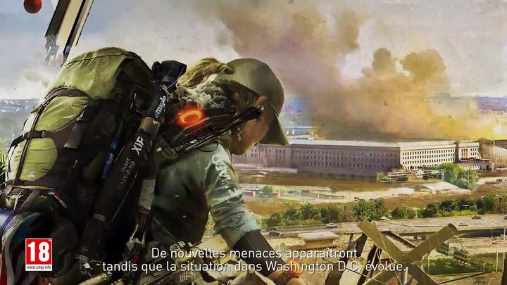 Aperçu des mises à jour post-lancement de The Division 2 (VOSTFR)