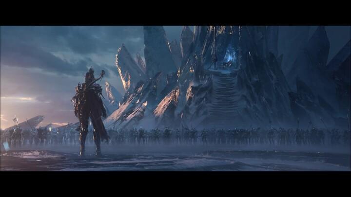 Première cinématique de World of Warcraft: Shadowlands (VF)