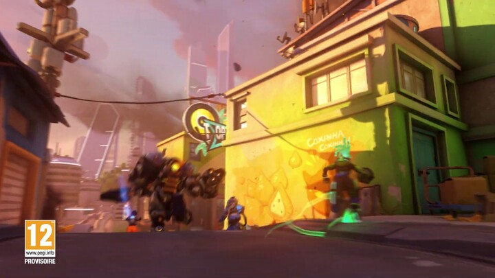 Premier aperçu du gameplay d'Overwatch 2