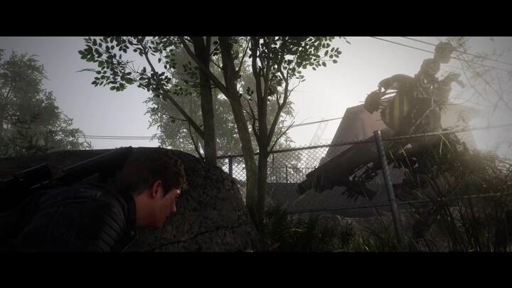 Première bande-annonce du shooter MMO PLAN 8