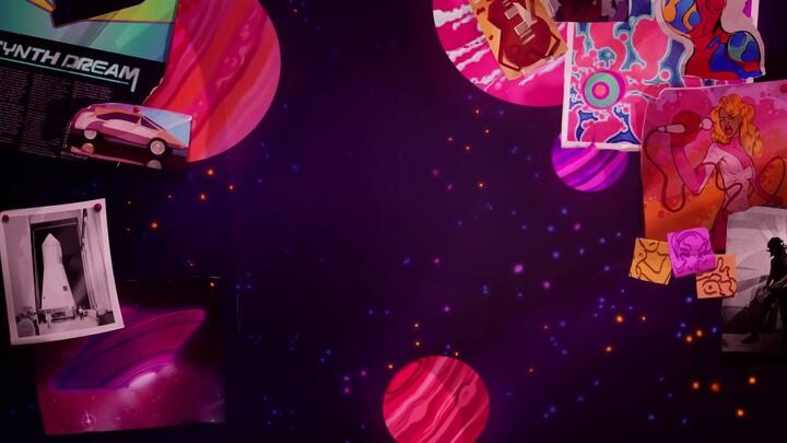 X019 - Une nouvelle bande annonce pour The Artful Escape