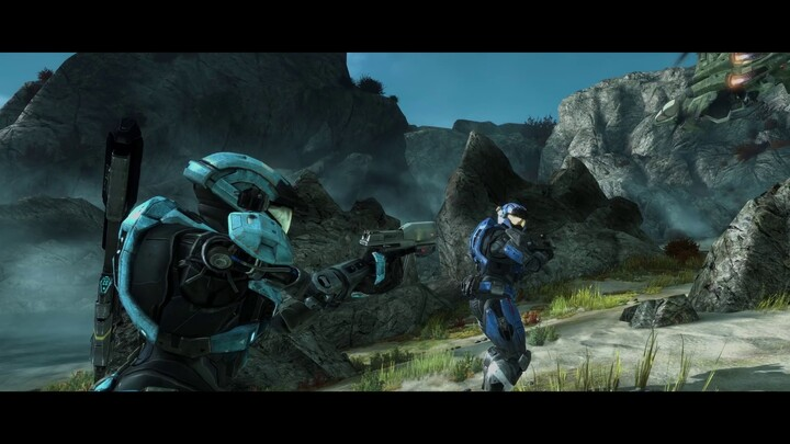 X019 - Halo Reach rejoint Halo Master Chief Collection