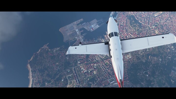 X019 - Une nouvelle bande annonce pour Flight Simulator