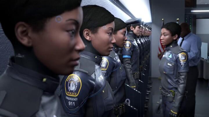 Detroit: Become Human se lancera sur PC le 12 décembre prochain