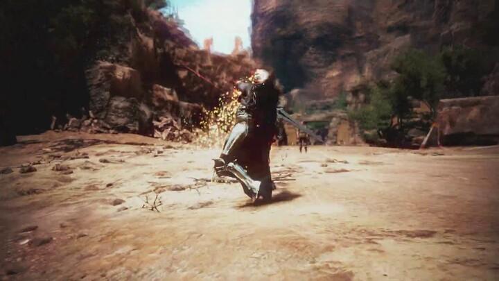 Aperçu des compétences de succession du guerrier de Black Desert Online
