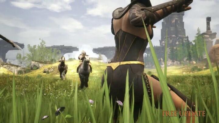 Aperçu des montures et combats montés de Conan Exiles