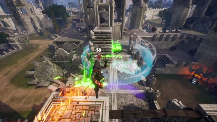 State of Play - Spellbreak s'annonce sur PlayStation 4