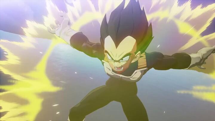 Dragon Ball Z: Kakarot précise son contenu