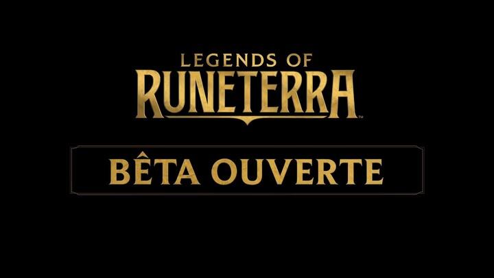 Legends of Runeterra se lance en bêta ouverte ce 24 janvier