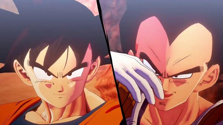 Bande-annonce de lancement de Dragon Ball Z: Kakarot