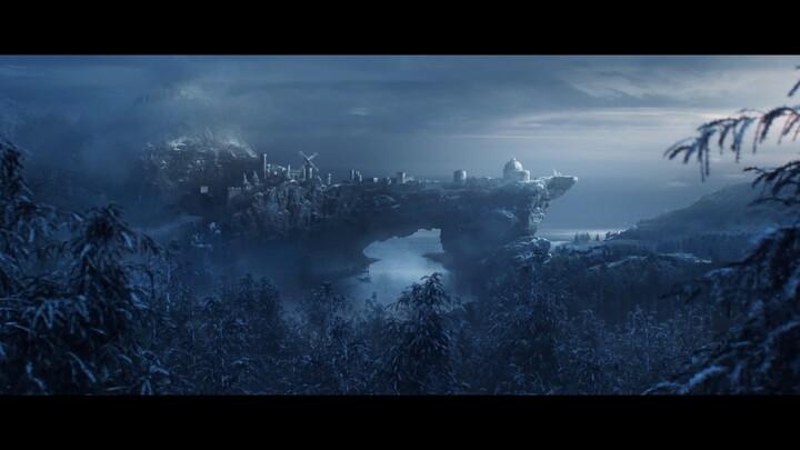 Bande-annonce cinématique de The Elder Scrolls Online: Le Coeur noir de Skyrim