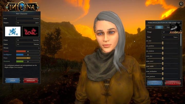 [JoL-TV] Aperçu de l'accès anticipé du MMORPG Inferna