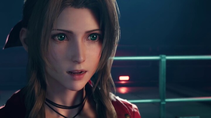 Bande-annonce du thème de fin de Final Fantasy VII Remake (version anglaise)