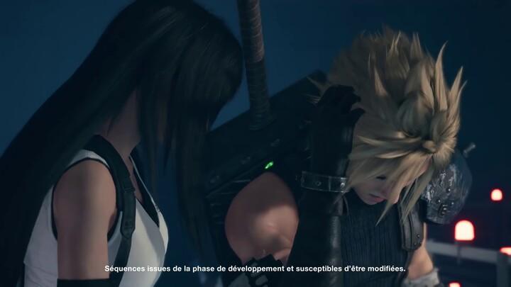 Bande-annonce du thème final de Final Fantasy VII Remake (version française)