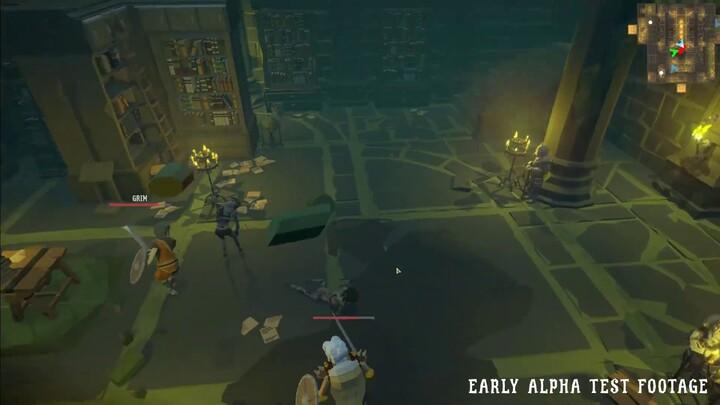 Accès anticipé : premier aperçu du gameplay du MMO The Yellow King