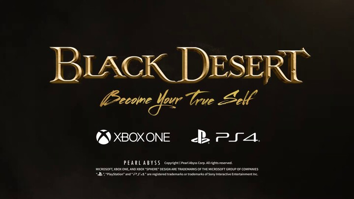 Black Desert s'annonce en crossplay Xbox One / PlayStation 4 à partir du 4 mars