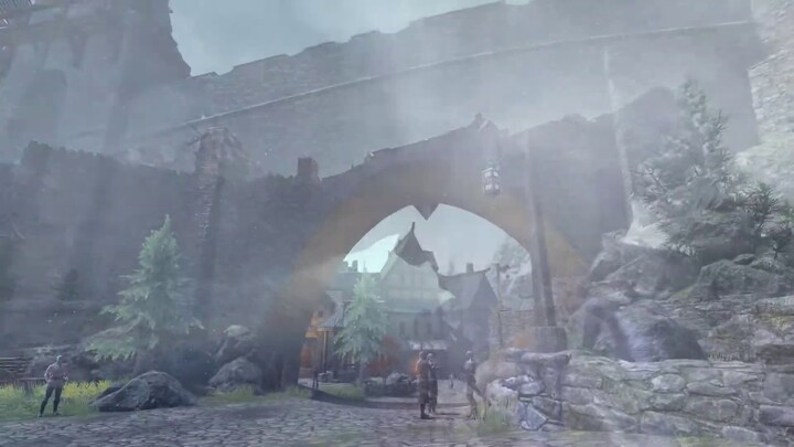 Bande-annonce de gameplay de The Elder Scrolls Online: Harrowstorm